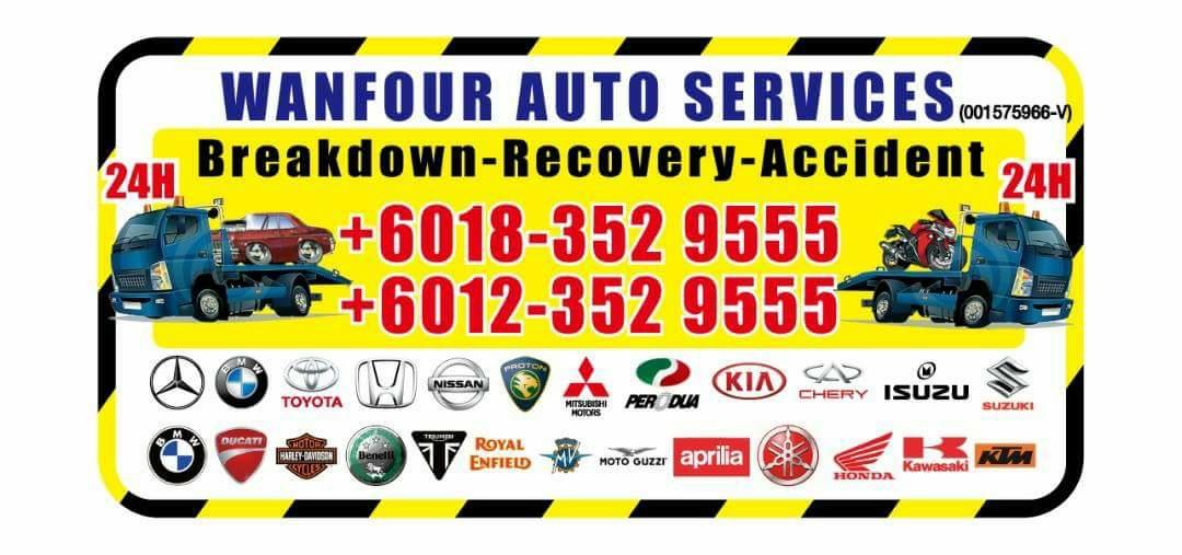breakdown-kereta-rosak-truck-towing-penunda-jalanraya-lebuhraya-road-highway